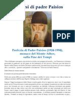 Profezia sulla Fine dei Tempi di padre Paisios, monaco del Monte Athos.pdf