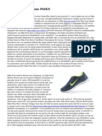 Nike Free Gris Femme P64KN