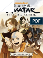 Avatar the Last Airbender - The Promise Part 1