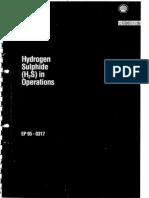 H2S Manual - Shell