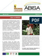 Boletín ABISA - 1