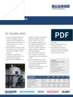 Air Classifier AWS English