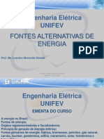 Material Fontes Alternativas de Energia 20141
