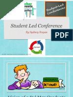 studentledconference
