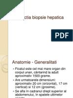 Punctia biopsie hepatica.ppt