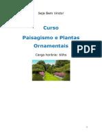 Curso Paisagismo e Plantas Ornamentais