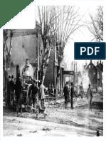 Waynesville, Ohio 1900 Fire