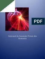 Sistemul de Sanatate Privat Din Romania