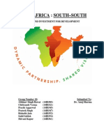 India-Africa foreign trade