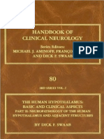 Human Hypothalamus - Basic and Clinical Aspects, Part 2