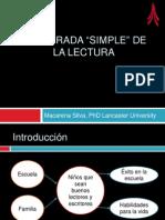 Lectura y CL Clase 3