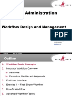 Workflow Training- Nov2007