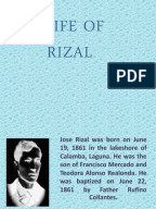 movie analysis rizal Life and works of rizal 9/10/2014 0 comments rizal sa dapitan characters: albert a good review is not just a summary of a movie, but a critical analysis that examines why and how a movie works and whether the film succeeds in its presentation.