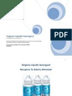 Recomendaciones y Dosificaciones 0xigeno