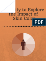 Activity to Explore the Impact of Skin Color