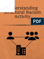 Understanding Structural Racism Activity