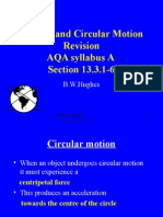 Gravity and Circular Motion Revision