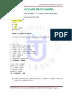 ECUACIONES DE ECONOMIA.doc