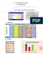 Examen Bimestral Excel