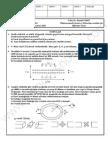 Elektromanyetik Dalga Teorisi - Çıkmış Vize-Final Soruları