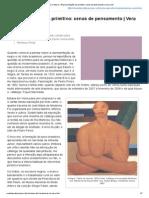 Revista Z Cultural » Representações Do Primitivo_ Cenas de Pensamento _ Vera Lins