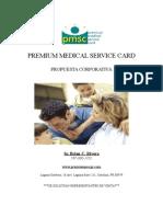 Propuesta Corporativa Premium Medical