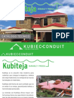 Catalogo Kubiteja