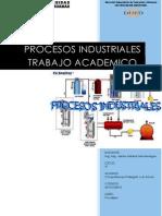 Procesos Industriales en el mundo