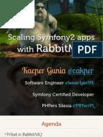 Rabbit MQ y Symfony2