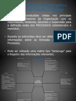Mapeamento de Processos Para o Sistema de Gestão Integrada