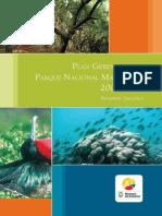 RESUMEN Plan Gerencial Parque Nacional Machalilla