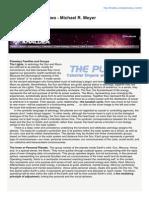Khaldea.com-The Planets Page Two Michael R Meyer