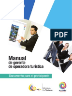Manual Gerente de Operadora