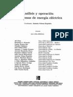 Analisis y Operacion de Sistemas Electricos - Gomez Exposito