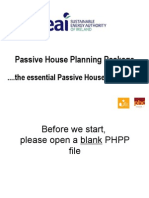 PHPP Workshop Presentation