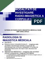 Principii Rx CT Echo RMN