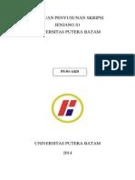 Panduan Penulisan Tesis Skripsi Universitas  revisi2015.docx