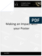 Making an Impact With Your Poster