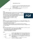 Elektronik 1 - Sakarya Üniversitesi Ödev Soruları
