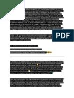 Documento Fiat
