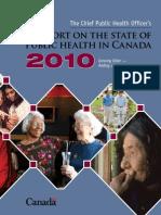 Saúde dos idosos no Canadá