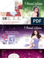 Personal Collection Product Brochure-Catalogue November to December 2014