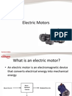 ElectricMotors pptx