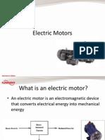 ElectricMotors pptx