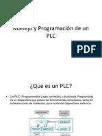Manejo y Programación de Un PLC