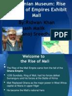 Mansa Musa Mali