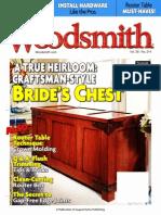 Woodsmith #214 - Aug-Sep 2014