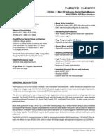 Pm25LV512-010 Datasheet