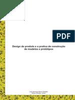 Design de produtos e a prática de construção de modelos e protótipos