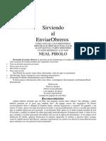 SIRVIENDO AL ENVIAR OBREROS. Neal Pirolo.pdf